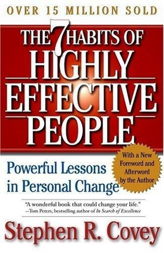 7 habits of highly effective people stephen covey