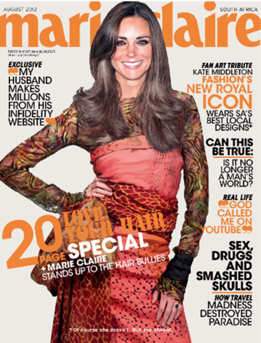 kate middleton marie claire