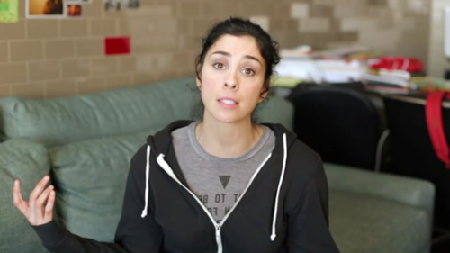 sarah silverman indecent proposal for sheldon adelson