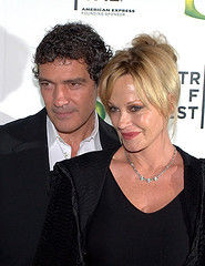antonio banderas melanie griffith