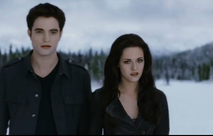 robert pattinson kristen stewart breaking dawn 2