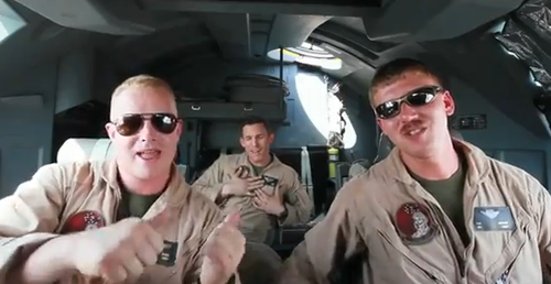 marines call me maybe