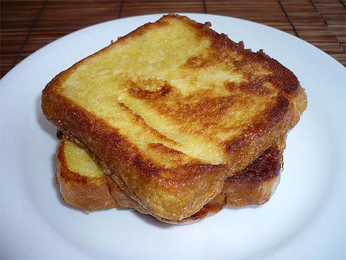 toast