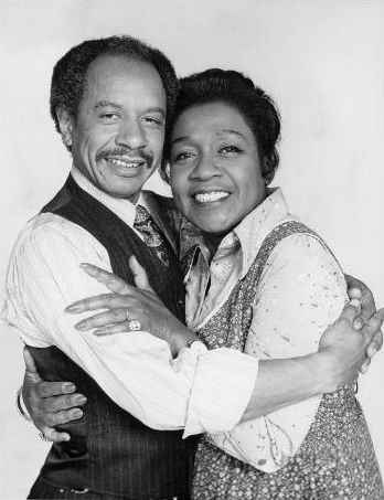 Sherman Hemsley Isabel Sanford Jeffersons Weezy 