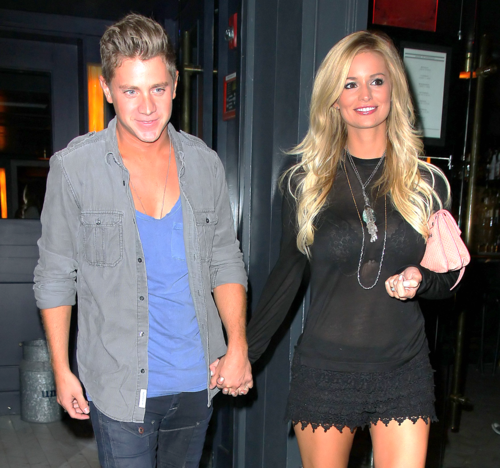 emily maynard jef holm