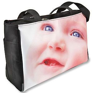 Snaptotes diaper photo bag