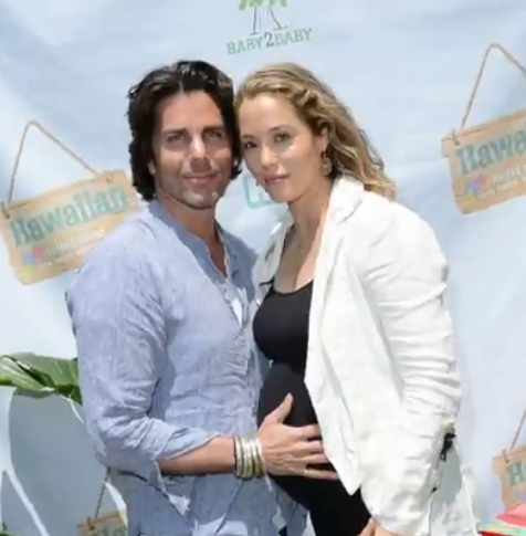 Elizabeth Berkley & Greg Lauren
