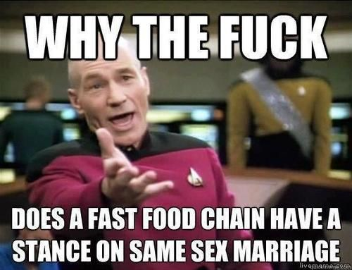 george takei chick fil a