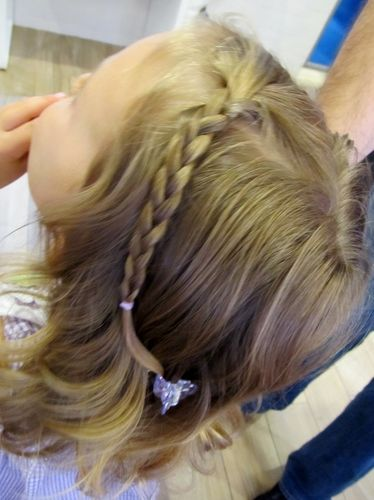 6 Easy Hairstyles To Help Your Kids Rock The First Day Of
