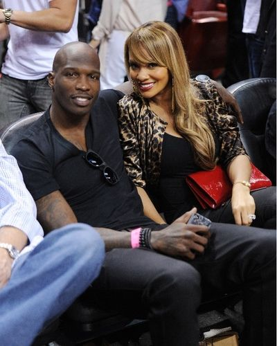 Chad Johnson Ochocinco Evelyn Lozada