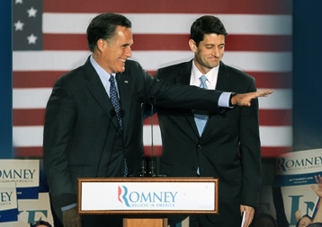 mitt romeny paul ryan