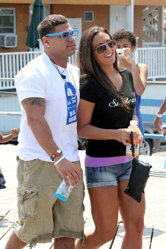 Jersey Shore Sammi & Ronnie