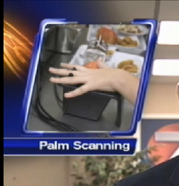 Palm Scanning