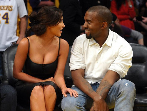 Kim Kardashian &amp; Kanye West
