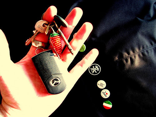 car key