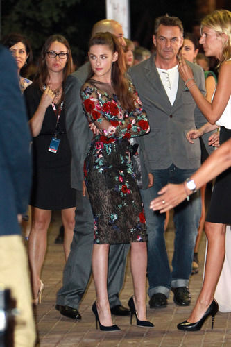 Kristen Stewart Toronto Film Festival On the Road