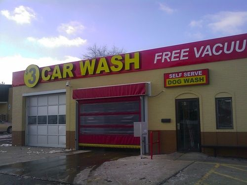 car wash