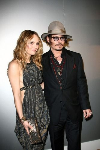 Johnny Depp Vanessa Paradis