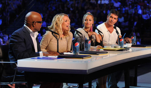 britney spears judging on the x factor