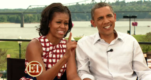 obamas talk 50 shades of grey