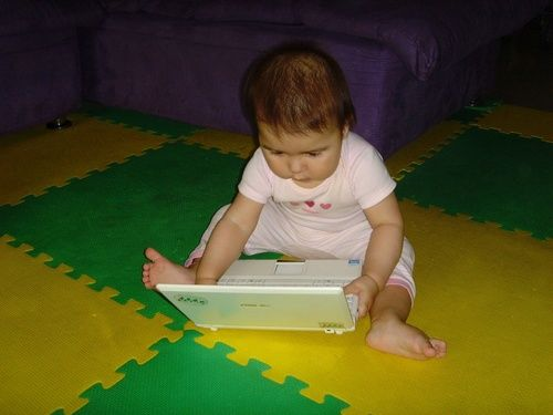 baby email