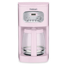 pink coffee maker