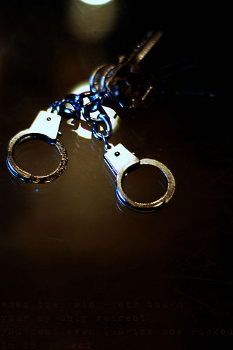 handcuffs