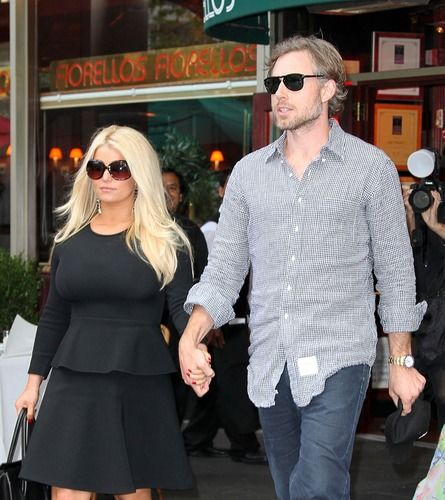Jessica Simpson's Fiance Reportedly Cheated on Her With His Ex-Wife ...