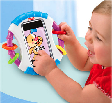Fisher Price Apptivity iPhone case for babies
