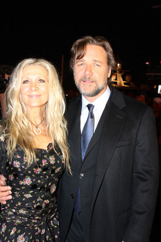 danielle spencer russell crowe