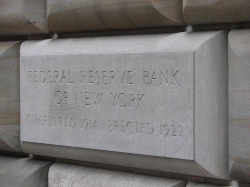 Ny Federal Reserve Bank