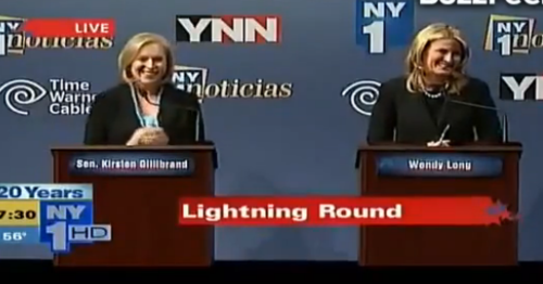 New York Senate Debate