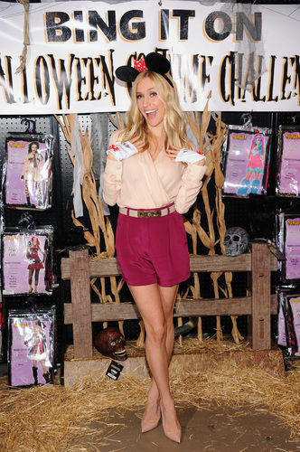 kristin cavallari bing it on costume challenge