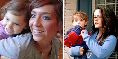 Farrah Abraham and Jenelle Evans