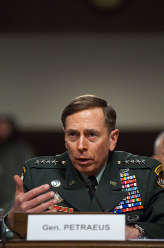 David Petraeus & Paula Broadwell Were Busted by a 3rd Woman & Things Just ...