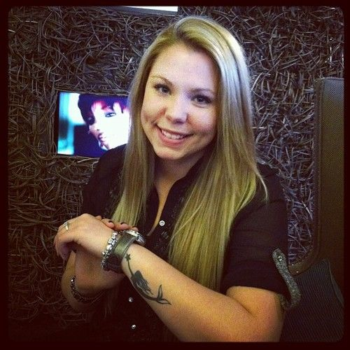 Kailyn Lowry tattoo