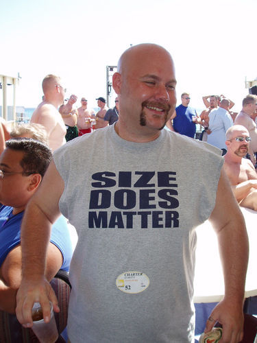 size does matter