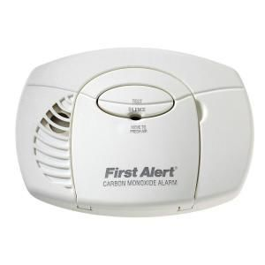 carbon monoxide detector