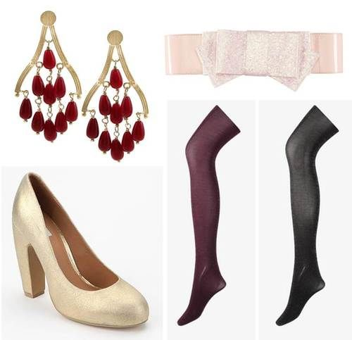 Slimming holiday accessories