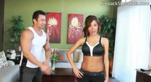 farrah abraham workout video