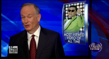 bill o'reilly psy