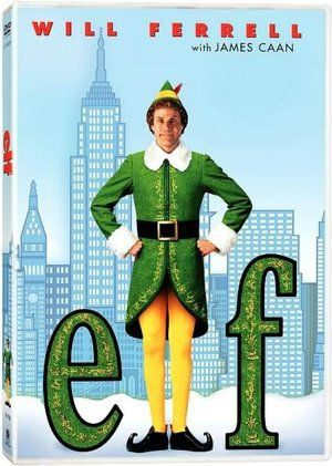 Elf cover Will Ferrell