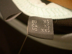 size tag