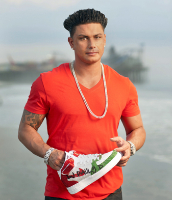 Pauly D Jersey Shore