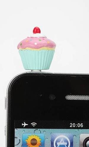 iPhone Pop-In Friend charm stocking stuffer idea