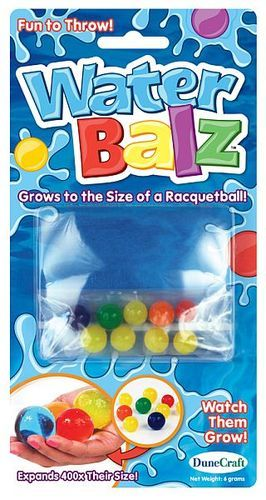 toy recall water balz
