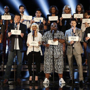 The Voice tribute for Newtown shooting victims
