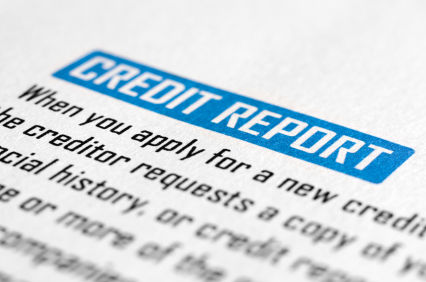 credit report