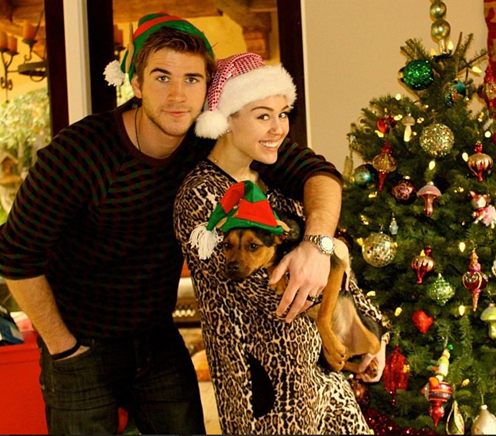 liam and miley