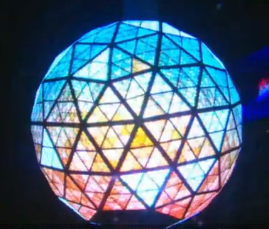 new year's eve times square ball